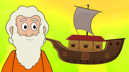 Noah and All the Animals - Bible Stories - Kids' Bible Stories