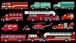 Fire Vehicles 2