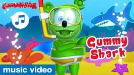 Gummy Shark - Baby Shark Song - Gummy Bear Song - Gummibar - Music Video