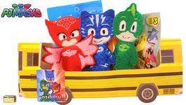 Pj masks toy videos