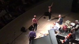 Femen Protesters Interrupt Woody Allen Jazz Concert in Hamburg