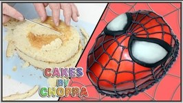 The Amazing Spider-Man 2.0 Cake (How To)