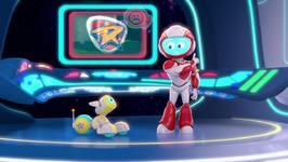 Roger Sticks the Landing // Roger's Soccer Shock - Ep 2
