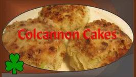 Colcannon - Potato Cakes