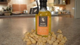 Napa Valley Macadamia Infused Oil Blend - What I Say About Food