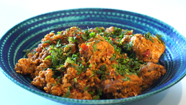 Rara Chicken Recipe - How To Make Chicken Rara - Restaurant Style Chicken Recipe - Smita