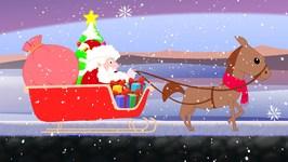 Santa Gifts Sledge - Santa Sledge