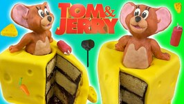 Easiest TOM And JERRY Cake Ever