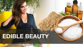 Edible Beauty - Detox Salt And Sand Scrub From Thailand