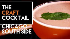 How To Make The Chicago South Side - Easy Gin Cocktails