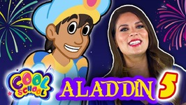 Aladdin and the Magic Lamp - Part 5 - Story Time with Ms Booksy
