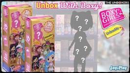 Boxy Girls New UnBoxMe Surprise Dolls
