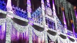 New York's Fifth Avenue Glows With Christmas Lights