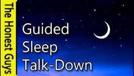 Guided Sleep Meditation - Summer Serenity - Sleep Talk down Insomnia
