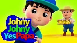 johny johny yes papa hd video