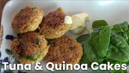 Tuna And Quinoa Cakes