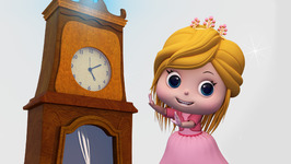 Hickory Dickory Dock -Popular Children's Nursery Rhyme