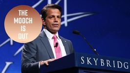 Celebs React To Scaramucci's Dramatic Exit
