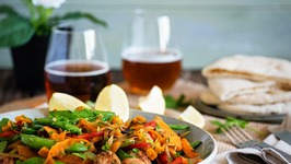 Easy Sausage And Vegetables Stir Fry - Ready In 20 Minutes