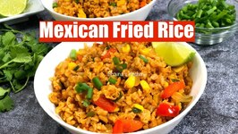 Mexican Fried Rice From Leftover Brown Rice