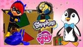 Sundaes World June Summer 2017 Surprise Toy Subscription Box for Kids - SundaesWorld