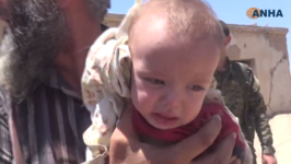 Dozens of Civilians Evacuated From Islamic State's De Facto Capital