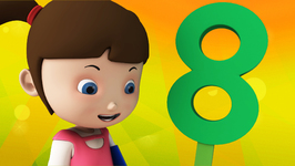 Number Eight - Original Number and Counting songs for Children