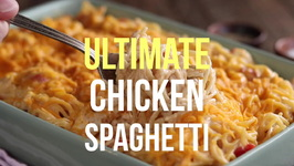Ultimate Chicken Spaghetti