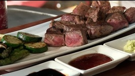 Teppanyaki Steak Recipe Morgan Ranch American Wagyu