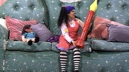 Episode 4 Season 2 The Big Comfy Couch  - Jump Start