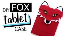 FOX CASE FOR TABLET