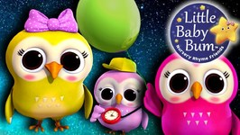 Little Baby Bum - A Wise Old Owl - Nursery Rhymes for Babies - Songs for Kids