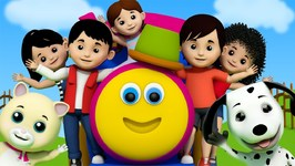 Rig A Jig Jig - Nursery Rhymes For Children - Baby Songs