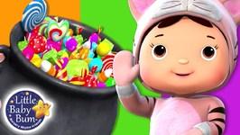 Halloween Song - Trick or Treat - Halloween For Kids - Little Baby Bum