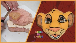 Simba Cake / Disneys The Lion King (How To)