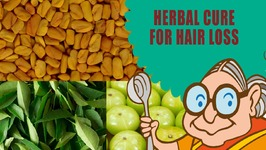 Hair Loss Treatment for Men And Women - Ayurvedic Natural Home Remedies - Hair Loss Home Remedies