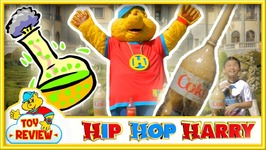 Hip Hop Harry Experiments- Baking Soda and Vinegar and More