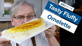 Glen Makes The Tasty Fluffy Omelette