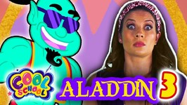 Aladdin and the Magic Lamp - Part 3 - Story Time with Ms. Booksy