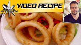 How To Make Squid Rings