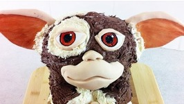 Gizmo - Gremlins Cake (How To)