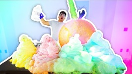 WUBBLE BUBBLE ELEPHANT TOOTHPASTE EXPERIMENT