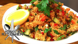Turkish Couscous Salad (Kisir)