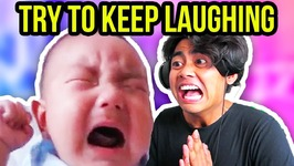 TRY TO KEEP LAUGHING CHALLENGE