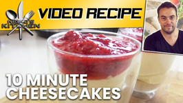 10 Minute Cheesecakes