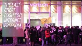 Protesters Hit US Streets Ahead Of Net Neutrality Vote