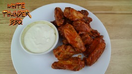 Buffalo Hot Wings- Authentic Grilled Buffalo Wings Using The 'Wing Ring' Method