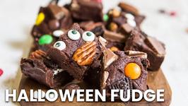 Halloween Fudge