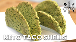 Keto Taco Shells / DIY Low Carb Taco Shells