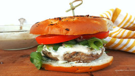Dinner Recipe - Ultimate Turkey Burger